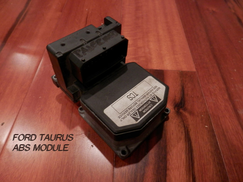 Ford Taurus ABS light fix